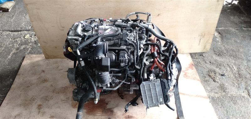 Двс Toyota Prius Alpha ZVW40 2ZR-FXE 2011 (б/у)