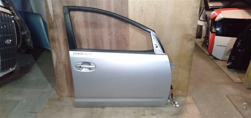 Дверь Toyota Prius NHW20 1NZ-FXE 2008 передняя правая (б/у)