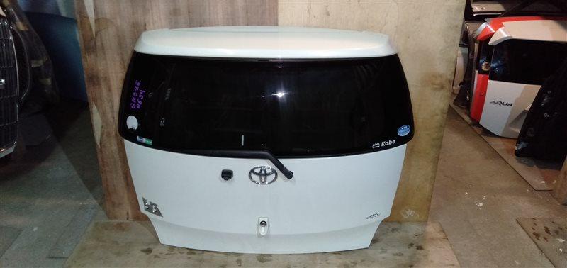 Дверь 5-я Toyota Bb QNC25 K3-VE 2012 (б/у)