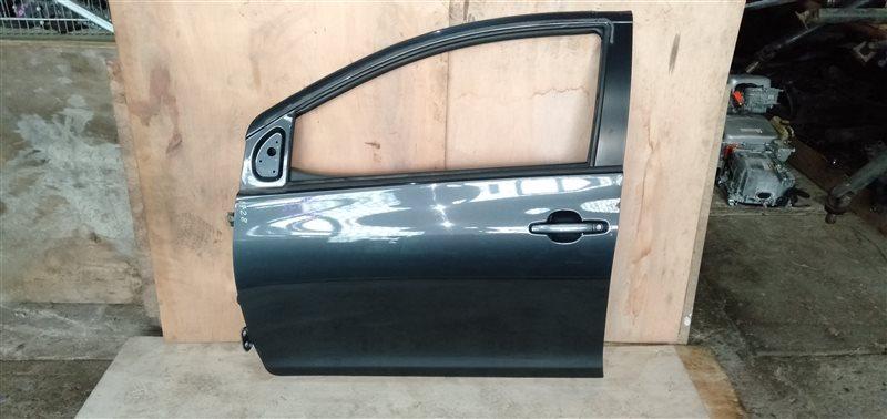 Дверь Toyota Belta SCP92 2SZ 2005 передняя левая (б/у)