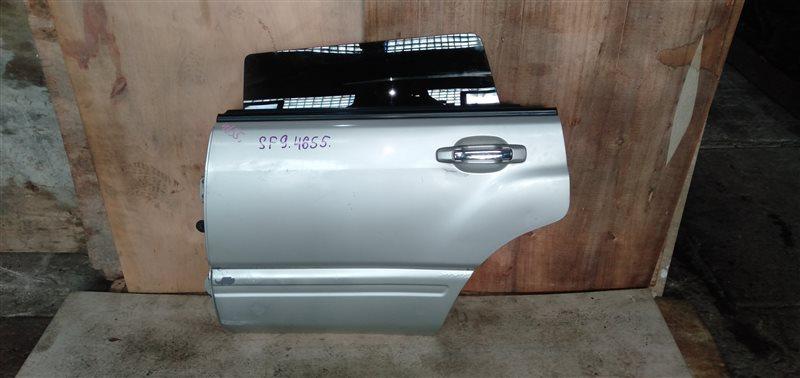 Дверь Subaru Forester SF9 EJ25 1999 задняя левая (б/у)