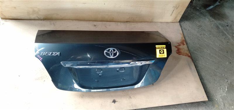 Крышка багажника Toyota Belta SCP92 2SZ 2005 (б/у)