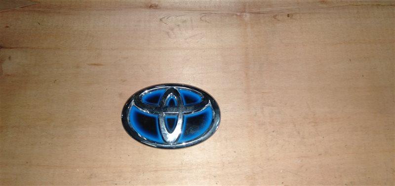 Лейба Toyota Aqua NHP10 1NZ-FXE 2013 (б/у)