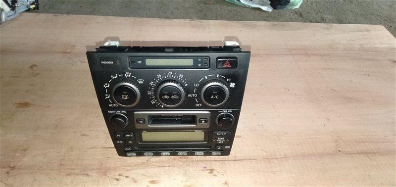 Климат-контроль Toyota Altezza SXE10 3S-GE 1999 (б/у)