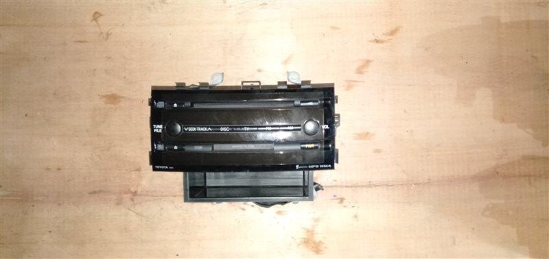 Магнитофон Toyota Prius NHW20 1NZ-FXE 2008 (б/у)