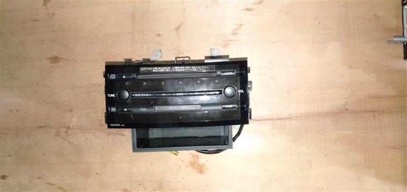 Магнитофон Toyota Prius NHW20 1NZ-FXE 2005 (б/у)