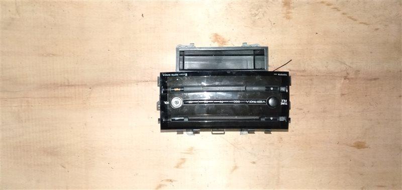 Магнитофон Toyota Prius NHW20 1NZ-FXE 2007 (б/у)