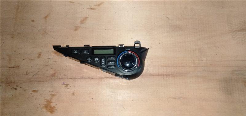 Климат-контроль Toyota Aqua NHP10 1NZ-FXE 2013 (б/у)