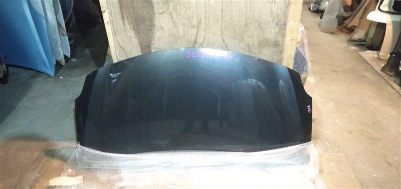 Капот Toyota Belta SCP92 2SZ 2005 (б/у)
