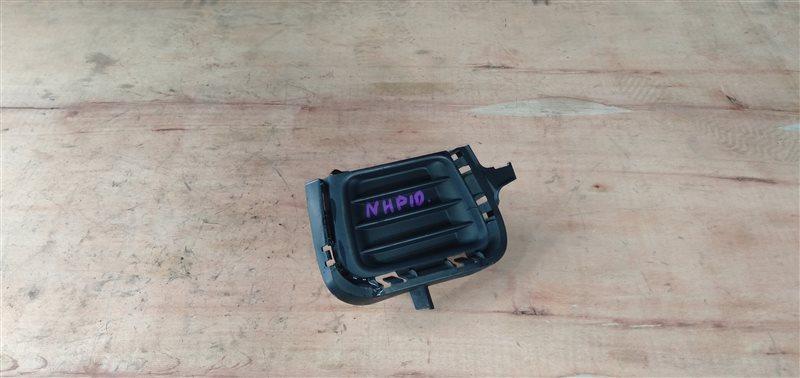 Заглушка бампера Toyota Aqua NHP10 1NZ-FXE 2012 правая (б/у)