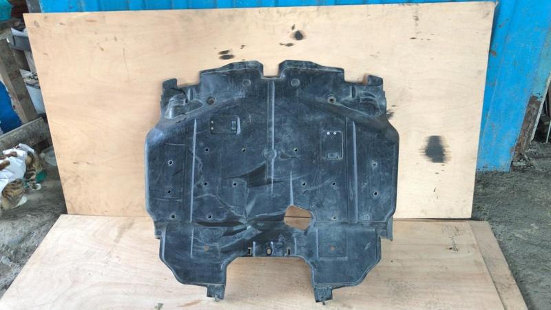 Защита двигателя Subaru Legacy BP5 (б/у)
