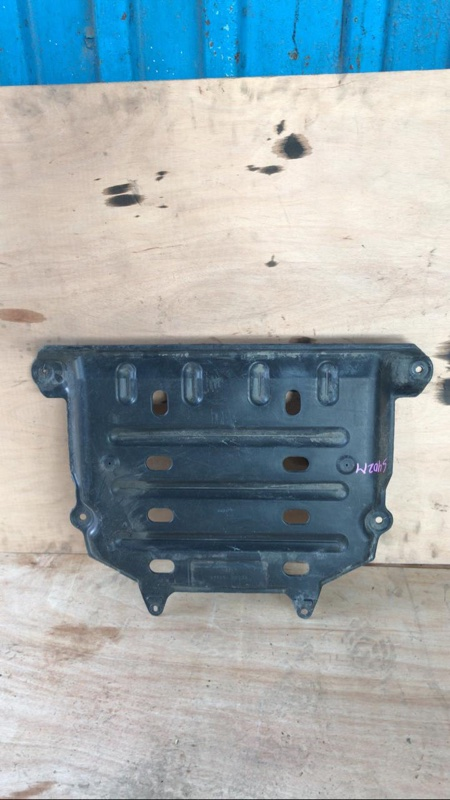 Защита двигателя Toyota Lite Ace S402M задняя (б/у)