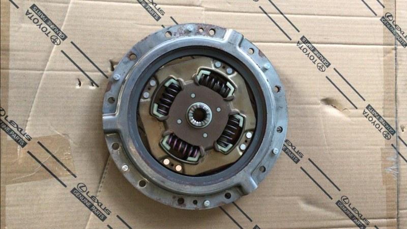 Диск сцепления Toyota Prius Alpha ZVW40 2ZR-FXE 2011 (б/у)