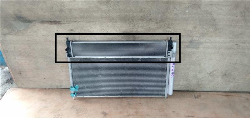 Радиатор инвертора Toyota Prius Alpha ZVW40 2ZR-FXE 2011 (б/у)