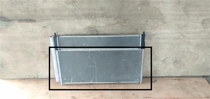 Радиатор кондиционера Toyota Prius Alpha ZVW40 2ZR-FXE 2011 (б/у)