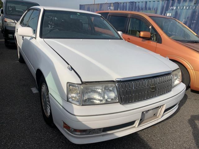Nose cut Toyota Crown JZS151 1JZ-GE 1998 (б/у)