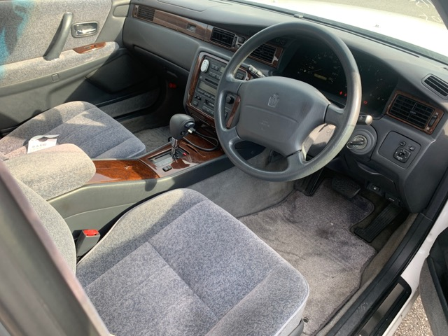 Селектор акпп Toyota Crown JZS151 1JZ-GE 1998 (б/у)