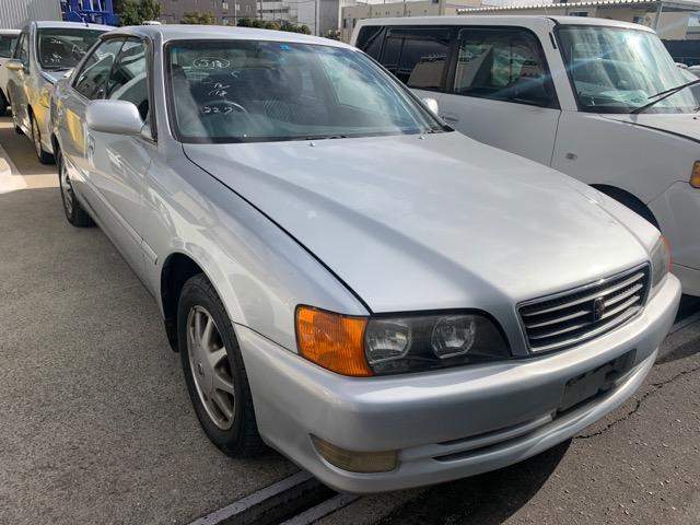 Брызговики комплект Toyota Chaser GX100 1G-FE 1997 (б/у)