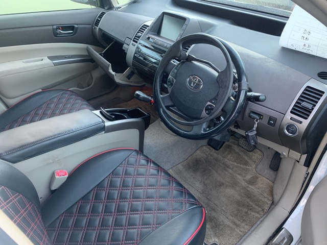 Монитор Toyota Prius NHW20 1NZ-FXE 2008 (б/у)