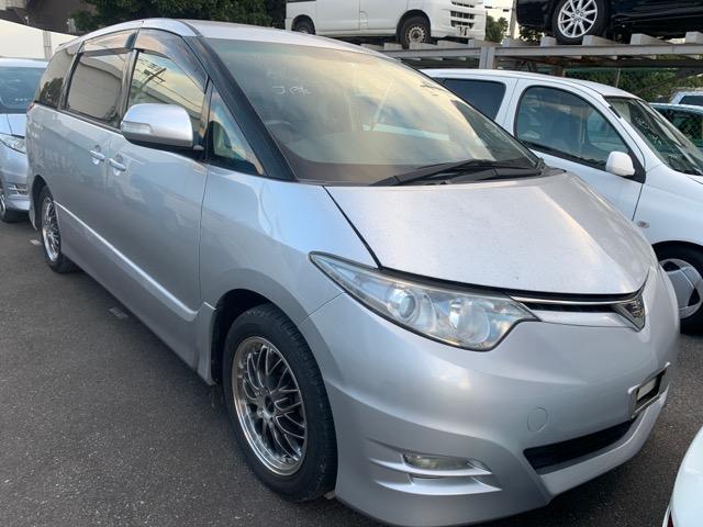 Зеркало Toyota Estima ACR50 2AZ-FE 2006 левое (б/у)