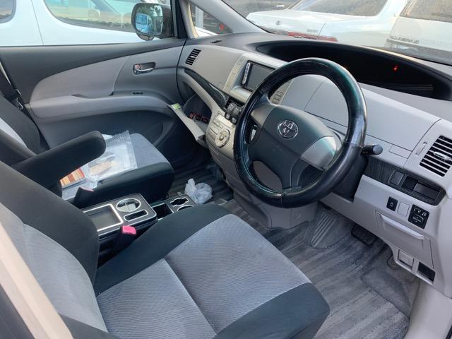 Обшивка дверей Toyota Estima ACR50 2AZ-FE 2006 передняя правая (б/у)