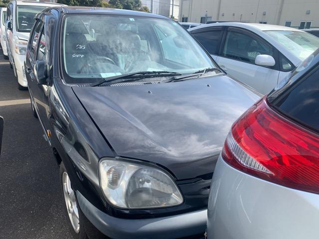 Зеркало Toyota Raum EXZ10 5E-FE 1998 левое (б/у)