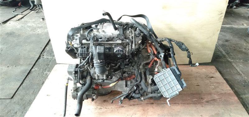 Двс Toyota Prius Alpha ZVW41 2ZR-FXE 2011 (б/у)