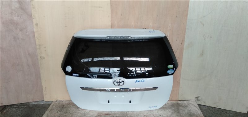Дверь 5-я Toyota Wish ANE10 1AZ-FSE 2007 (б/у)