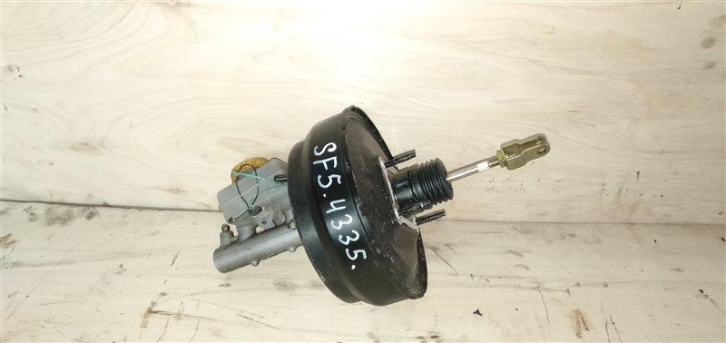 Главный тормозной цилиндр Subaru Forester SF5 EJ201 2000 (б/у)