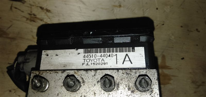 Блок abs Toyota Gaia SXM15 3S-FE 2001 (б/у)