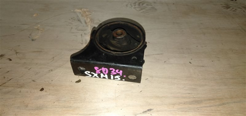 Подушка двигателя Toyota Gaia SXM15 3S-FE 2001 передняя (б/у)