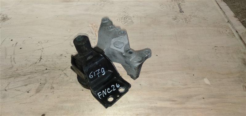 Подушка двигателя Nissan Serena FNC26 QR20 2011 правая (б/у)