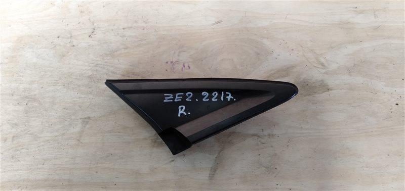 Уголок крыла Honda Insight ZE2 LDA 2009 передний правый (б/у)