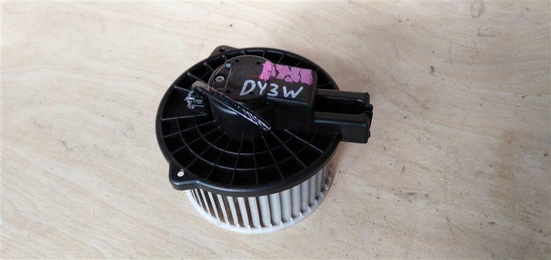 Мотор печки Mazda Demio DY3W (б/у)