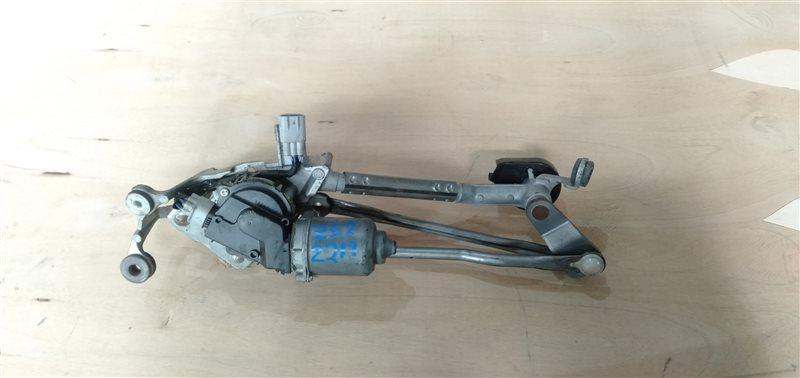 Механизм стеклоочистителя Honda Insight ZE2 LDA 2009 (б/у)