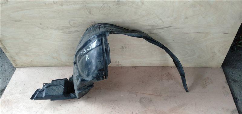 Подкрылок Subaru Forester SF5 EJ201 2000 передний правый (б/у)