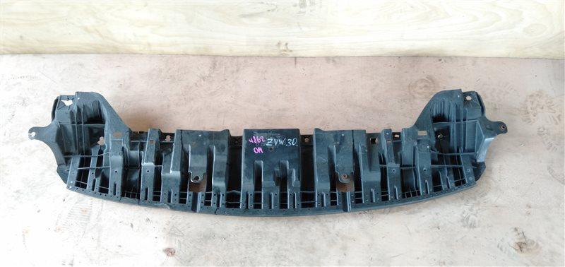 Защита бампера Toyota Prius ZVW30 2ZR-FXE 2010 (б/у)
