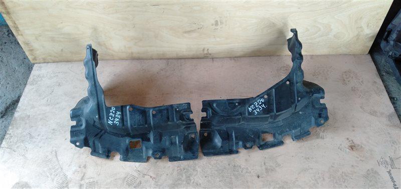 Защита двигателя Toyota Raum NCZ20 1NZ 2009 (б/у)