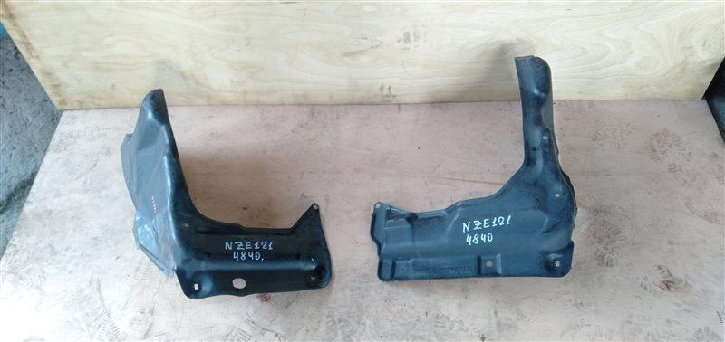Защита двигателя Toyota Allex NZE121 1NZ 2002 (б/у)