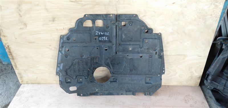 Защита двигателя Toyota Prius Alpha ZVW41 2ZR-FXE 2011 (б/у)