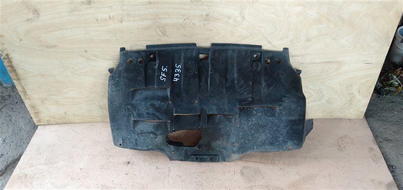 Защита двигателя Subaru Forester SF5 EJ201 2000 (б/у)