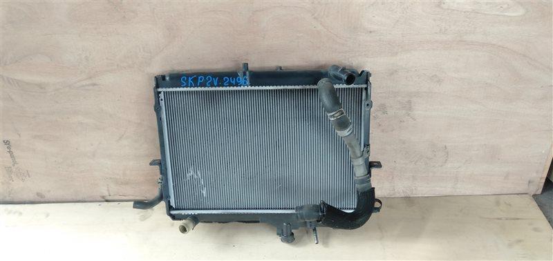 Радиатор Mazda Bongo SKP2V L8 2011 (б/у)