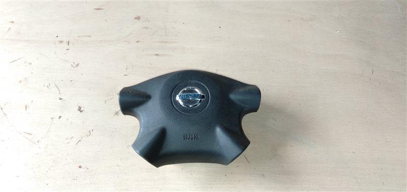 Аирбаг на руль Nissan X-Trail NT30 QR20 2003 (б/у)