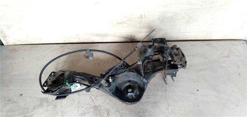 Рычаг Nissan Qashquai KNJ10 задний правый (б/у)