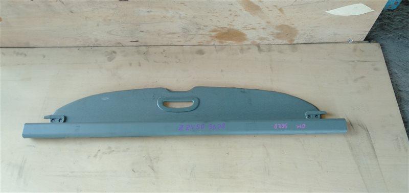 Шторка багажника Toyota Vista Ardeo ZZV50 1ZZ 1999 (б/у)