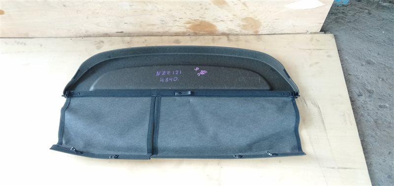 Полка багажника Toyota Allex NZE121 1NZ 2002 (б/у)