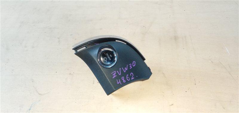 Кнопка старта Toyota Prius ZVW30 2ZR-FXE 2010 (б/у)