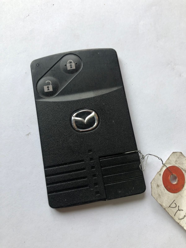 Ключ зажигания Mazda Demio DY3W (б/у)