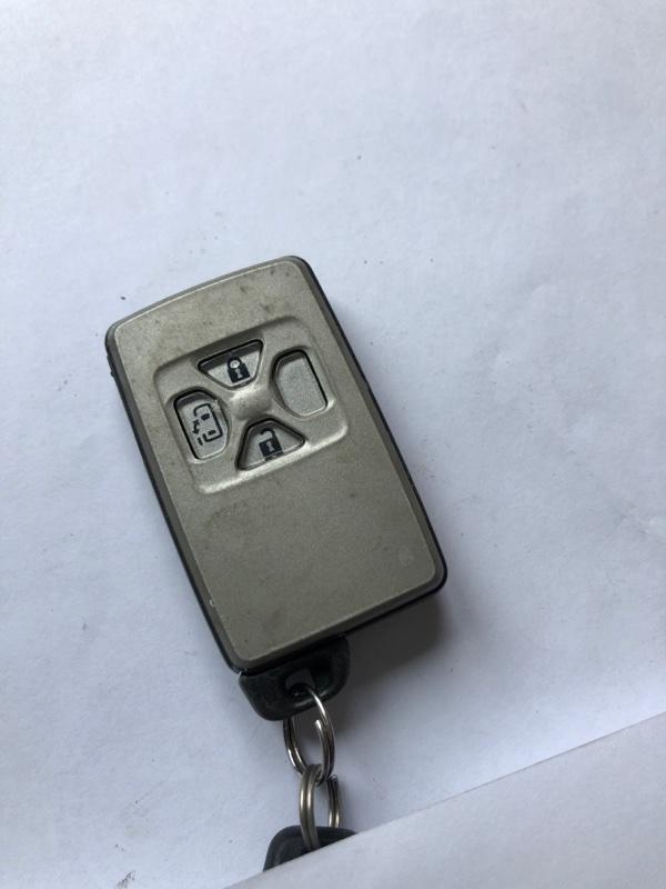 Ключ зажигания Toyota Estima ACR50 2AZ-FE 2006 (б/у)