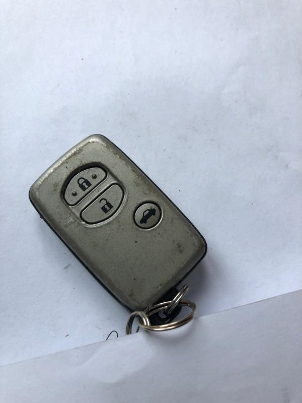 Ключ зажигания Toyota Camry ACV40 (б/у)